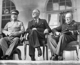 Tehran Conference, 1943
