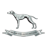 4th Military Intelligence Battalion (UK) Badge