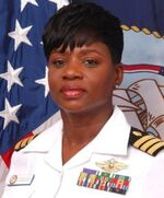 CDR Lenora C. Langlais, Nurse Corps, USN