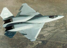 Yf-23-desert