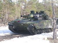 Swedish CV9040