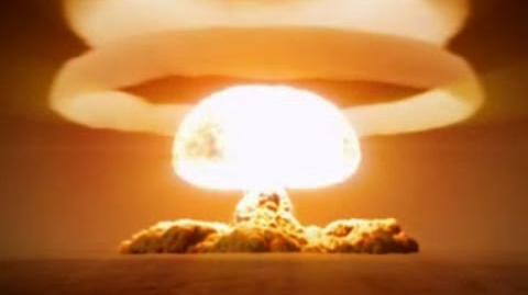 The Largest Nuclear Bomb Tsar Bomba