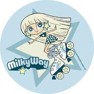 Milky Way by fyre flye