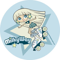 Milky Way by fyre flye
