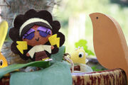 Chibi Jupiter s Garden Party by fyre flye