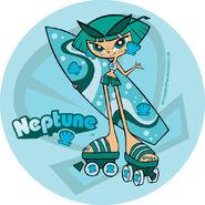 Neptune by fyre flye