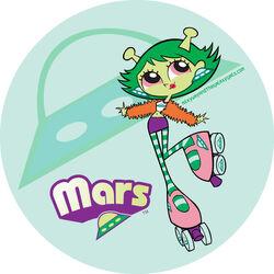 Mars by fyre flye