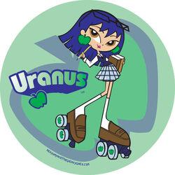 Uranus by fyre flye