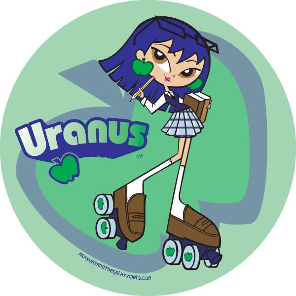 Uranus   Milky Way and the Galaxy Girls Wiki   FANDOM ...