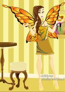 Ame Fairy Tale Chick