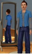 Erick Knight Sims 3