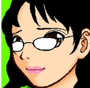 Amanda Jane Anime Face