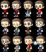 Samson Outfits