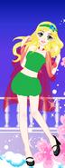 Fern Flower Princess