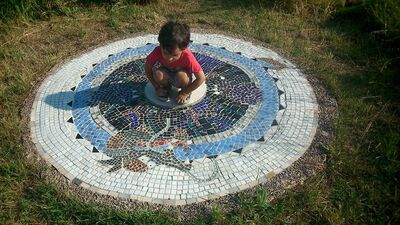 Torun D Mosaic
