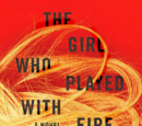 La chica que soñaba con una cerilla y un bidón de gasolina (novela)