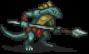 Lizard Spearman