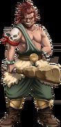Bandit Minion B Render