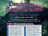 Daughter of the King of the Dead