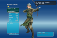 Soldier(Bow)B