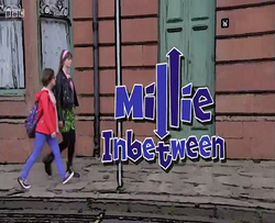 Millie Inbetween Title Card (Series 1-3)