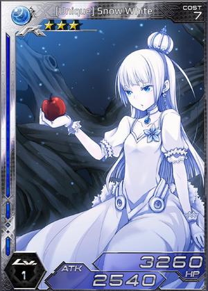 (Unique) Snow White 1