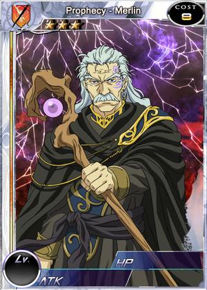 Prophecy - Merlin m