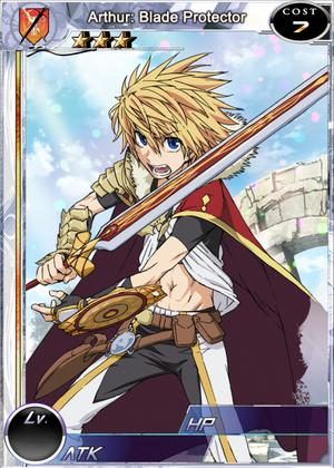 Arthur - Blade Protector s1