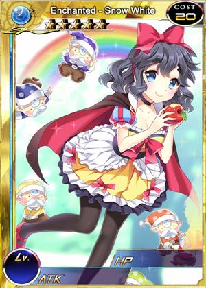 Enchanted - Snow White m