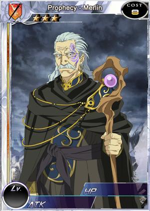 Prophecy - Merlin 1