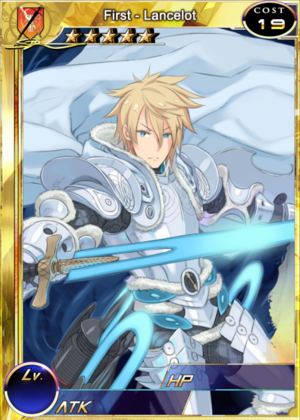 First - Lancelot m