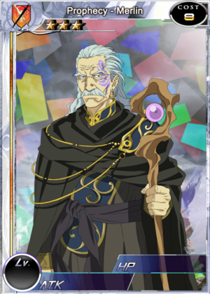 Prophecy - Merlin s1