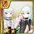 SGMA - Shiro and Kuro Icon