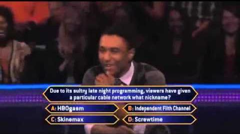 "Who Wants to be a Millionaire? - ""69 percent of you!"" -US Shuffle Format-"
