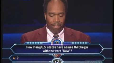 """You're not allowed to walk away"" - Who Wants to be a Millionaire Old Format"
