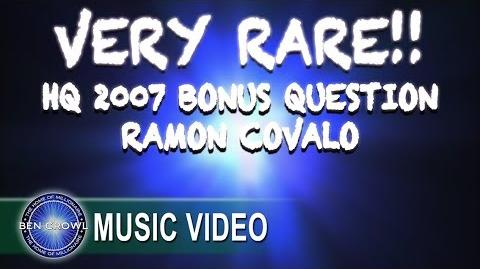 WWTBAM 2007 Bonus 16th Question Music by Ramon Covalo