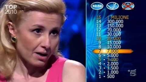 Millionaire (Italy)- 12 31 2010-0