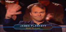 James Plaskett in 2000