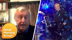 Chris Tarrant on the 'Who Wants to Be a Millionaire Cheats Good Morning Britain