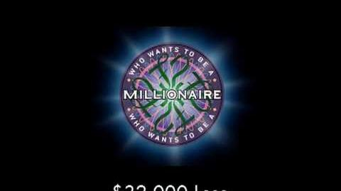 $32,000 Lose - Who Wants to Be a Millionaire?