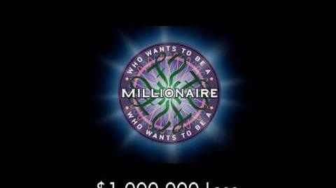 $1,000,000 Lose - Who Wants to Be a Millionaire?