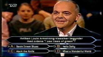 Hvem vil være millionær 2002.11.05