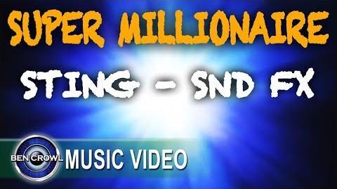 Super Millionaire Sting Sound Effect