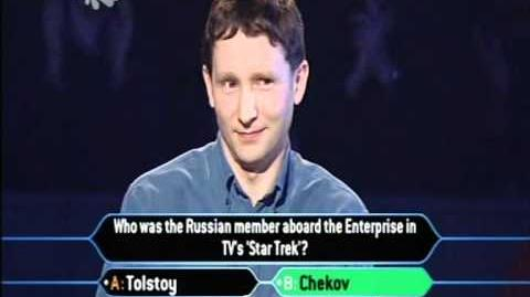 Richard Deeley plays Millionaire