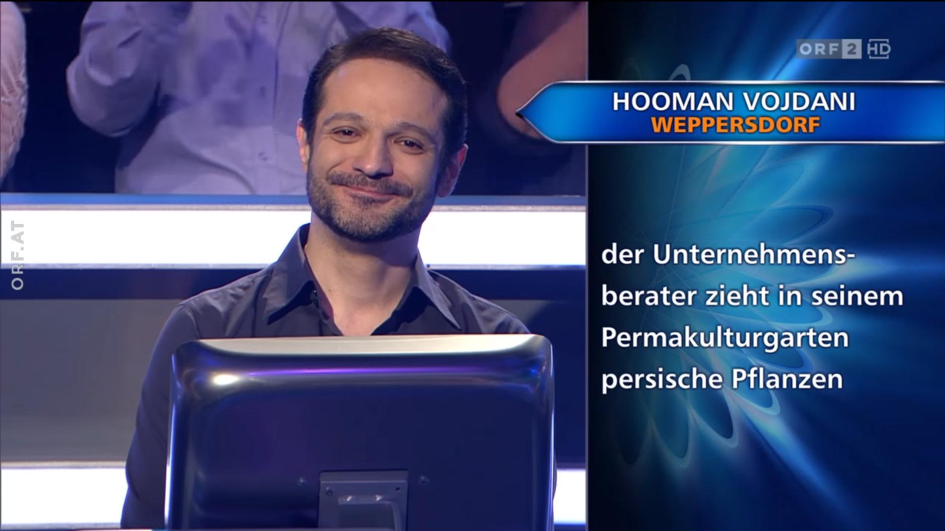Hooman Vojdani