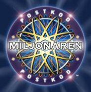 Postkodmiljonären logo 2005