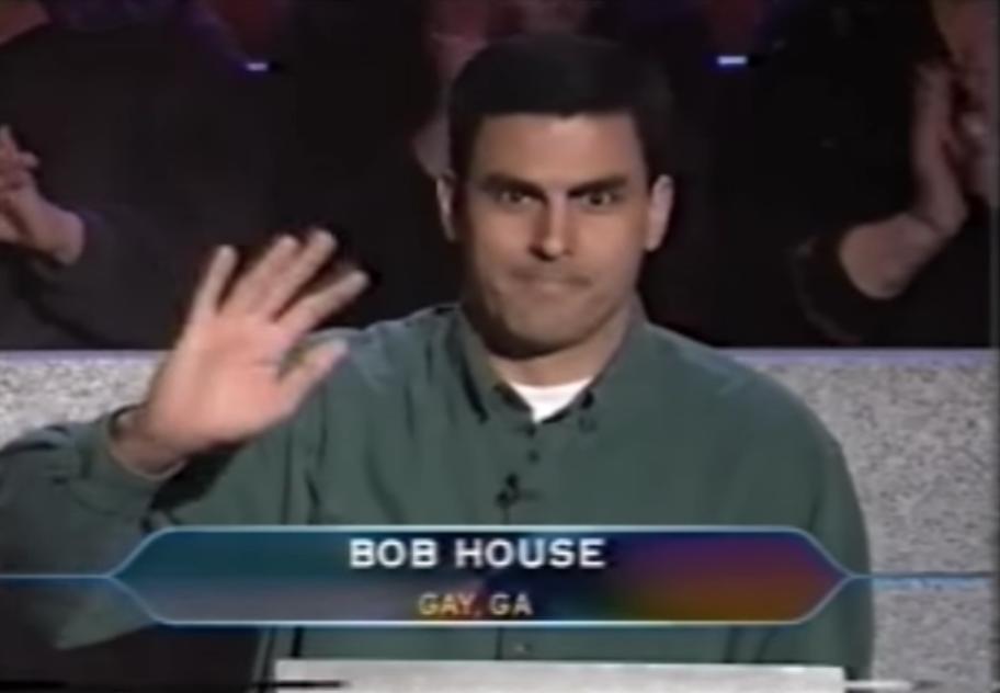 Bob House | Who Wants To Be A Millionaire Wiki | FANDOM