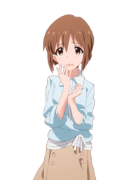 Hagiwara Yukiho profile