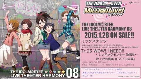LTH Omajinai w WOW! I NEED!! ~Singing Monkey Kashou Ken~ PV