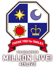 Million Live 4th Live Logo